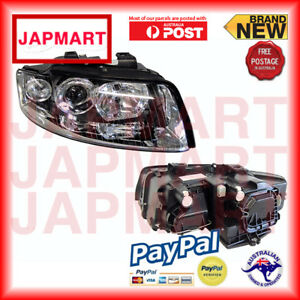 For-Audi-A4-B6-Headlight-RH-Side-06-01-01-05-R51-leh-4ada
