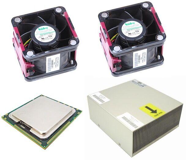 HP 2.80Ghz Xeon X5660 CPU KIT DL380 G7 587491-B21 COMPLETE! NEW