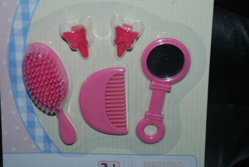 Lee Middleton Hair Accessory Set new in package Ages 3+