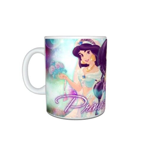 Large Mug Jasmine Princess Gift Birthday Special Disney Handle Christmas cq4jS5LRA3