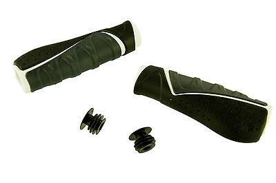 High Quality Velo Endzone Ergonomic AD3 Mountain Track Bike Grip Set