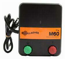 Part G383414gallagher North Americam60 110v Fence Charger 06 Joules Of Sto