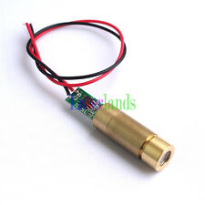 INDUSTRIAL LAB APC 3.0-3.7V 532nm Green Laser 100mW Line Module Diode Lazer