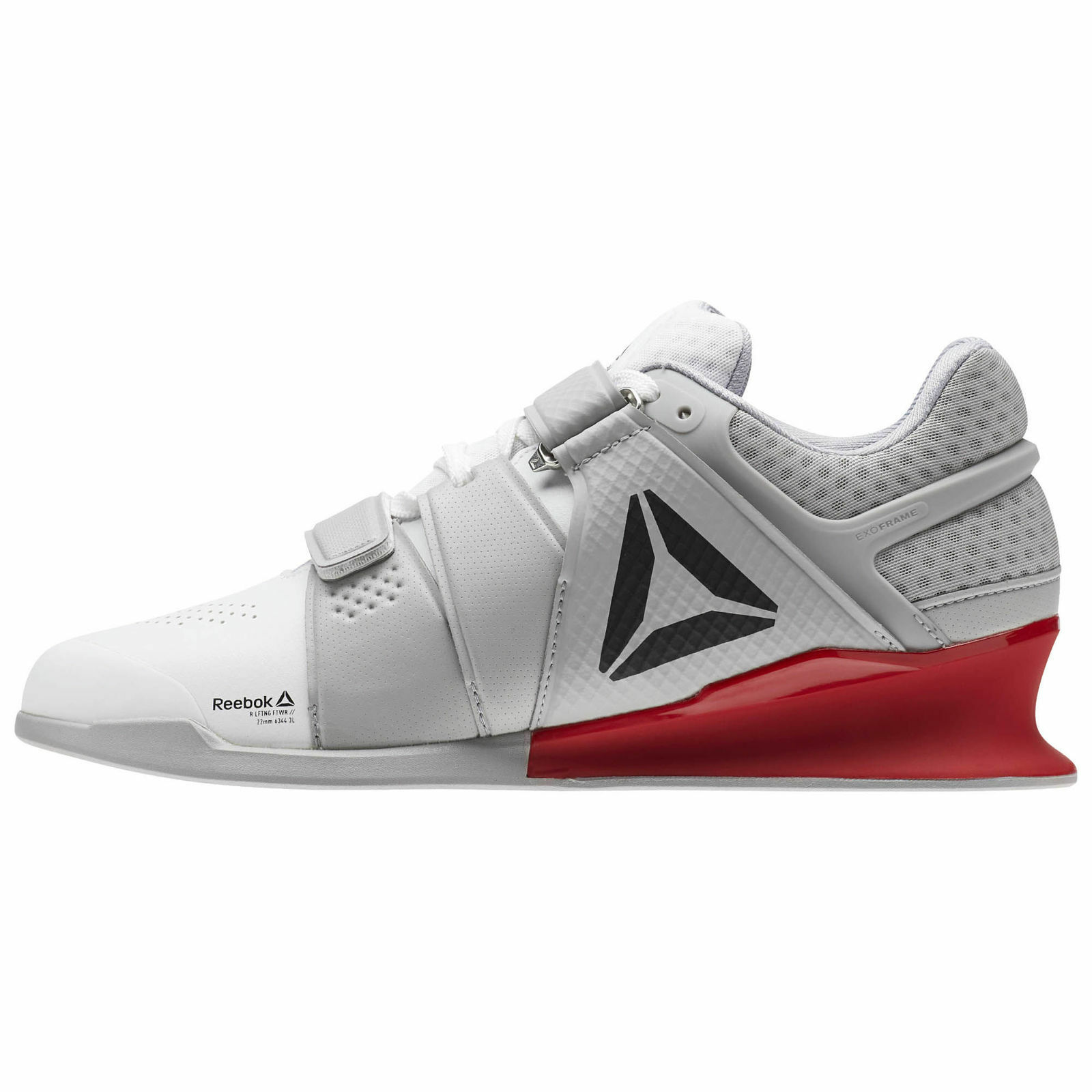 Reebok Legacy Lifter [CN1000] Men Weightlifting Training shoes White Red