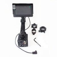 Riflescope Lcd Monitor Day Night Use Diy Night Vision Camera Flashlight Optional