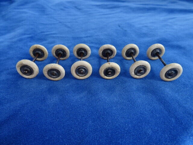 SOLIDO DEMONTABLE - PIECES DETACHEES   Spare parts - ESSIEU ROUES   Axle wheels