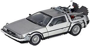 NEW-KAIYODO-MOVIE-REVO-No-001-Back-to-the-Future-II-DeLorean-from-Japan-F-S