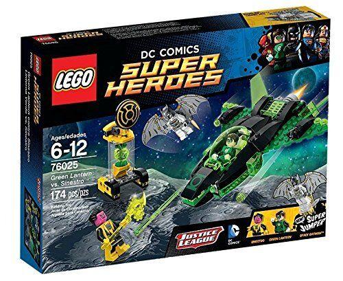 LEGO Superheroes 76025: Grün Lantern vs. Sinestro
