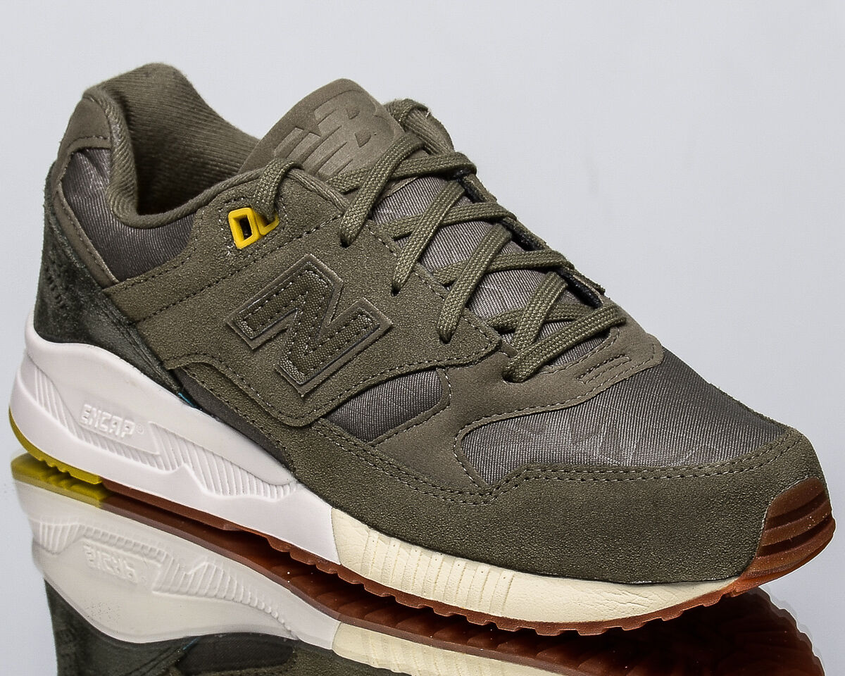 New Balance WMNS 530 NB women casual lifestyle sneakers NEW green olive W530-CUB