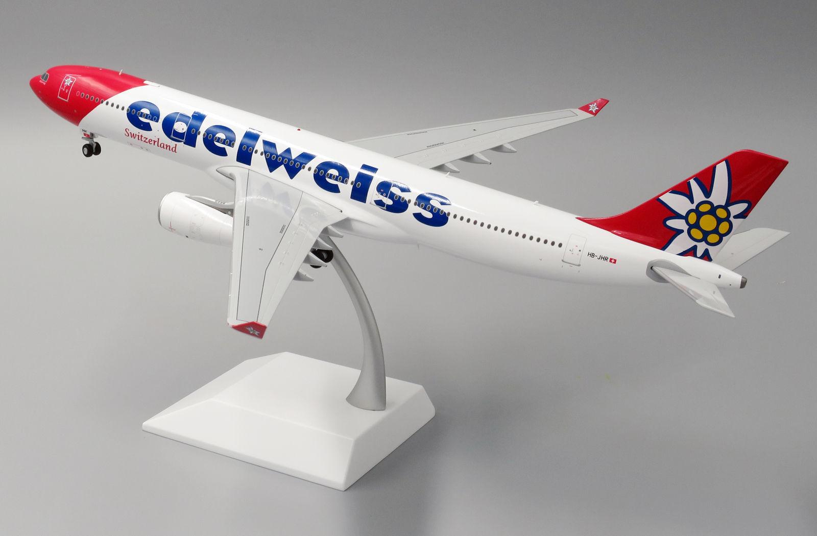 Jc Flügel Jclh2053 Jclh2053 Jclh2053 1 200 Edelweiss Airbus A330-300 Hb-Jhr 316db8