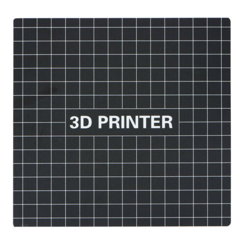 3D Printer Build Plate Tape Stickers Surface Sheets 235x235mm for Ender 3
