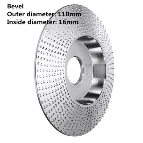 High Quanlity Wood Grinding Wheel Rotary Disc Sanding Wood Carving Tool Abrasive