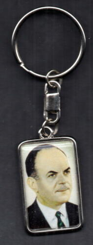 PHOENIX Junta Keychain Keyring 21 April 1967 EPEN /& Colonel G A5 Papadopoulos