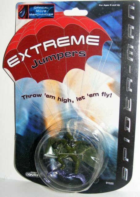 EXTREME JUMPERS. 2002   SPIDER MAN