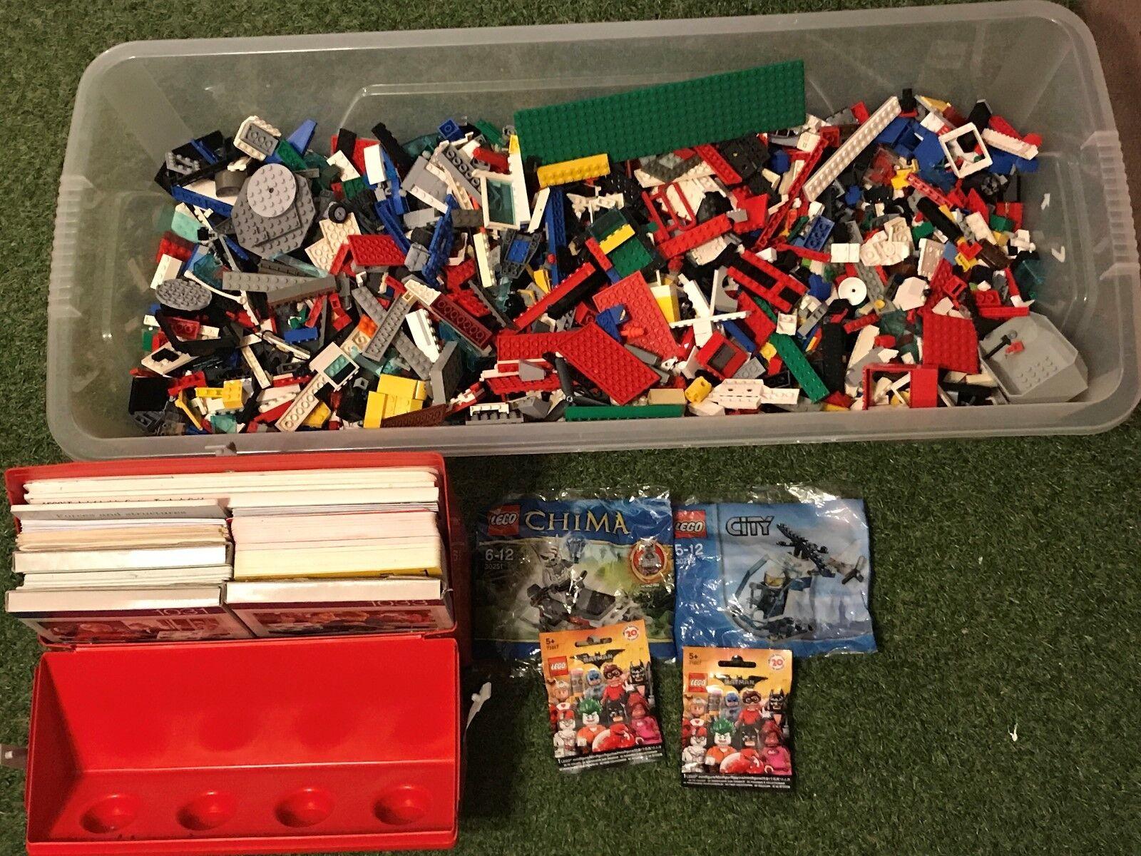 SCHOOL CLASSROOM EDUCATION SET DACTA TECHNIC 9475 1053 9604 1031 1033+ +3Kg LEGO