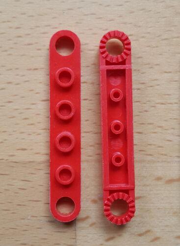 LEGO 4262 Gelenkplatten Technik Platten 1x6 schwarz und alt hellgrau Auswahl 31