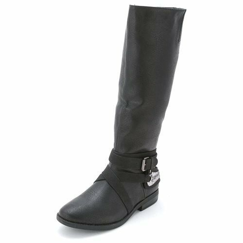 NIB-Rampage Womens Isadora Mid-Calf Riding Boots Sizes 6-7.5-8.5-9-9.5-10
