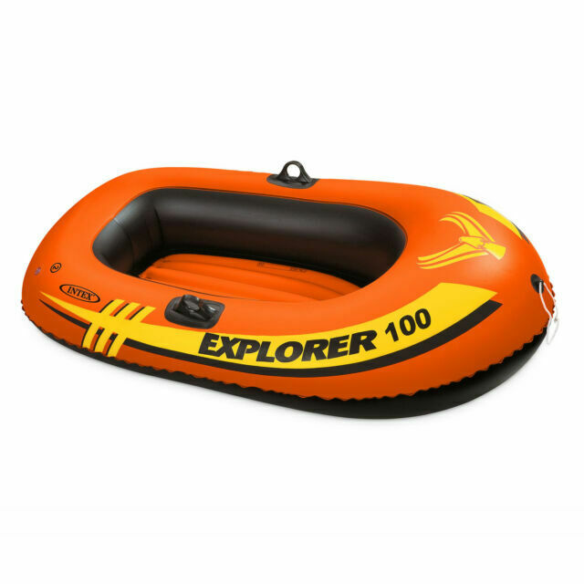 Intex Explorer 100  Inflatable Boat Raft Lake Pool Series On
