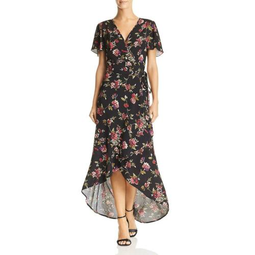 Band of Gypsies Womens Floral Pint Long Dress Casual Dress BHFO 8109