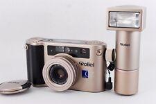 【RARE NEAR MINT】Rollei 35W QZ w/HFT 28mm-60mm F/2.8-5.6 Flash From Japan#1185