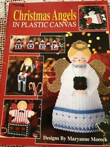 Pamphlet CHRISTMAS NUTCRACKERS IN PLASTIC CANVAS Leaflet #1396 Leisure Arts