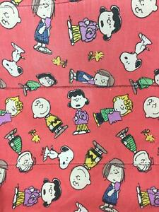 Vintage Peanuts Charlie Brown Snoopy Nap Mat Pillow