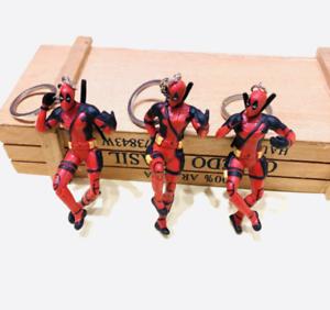 """6/"""" Deadpool Figur Marvel Legends X-Men PVC Action Figur Sammlung Spielzeug DE"""