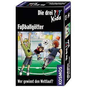 KOSMOS Kinderspiele Die drei ??? Kids Fußballgötter Fußball Spiel ab 7 J. 699499