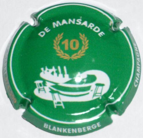 DEHU Louis 10 ans de Mansarde n°52 Capsule de Champagne : Extra !!
