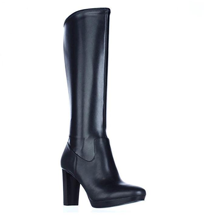 Nine West Krayzie Women's Boots Black Size 9.5 M