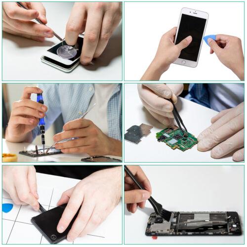 142In1 Insulated Magnetic Precision Hex Torx Screwdriver Repair Tool Bit Kit Set