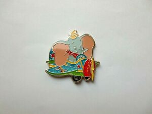 Disney-Pin-HKDL-Character-Plane-Mystery-Tin-Collection-Dumbo-only
