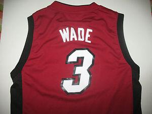 best sneakers e35c3 93df6 lk nw - DWYANE WADE Jersey - NBA Miami Heat - Adidas - Boys ...
