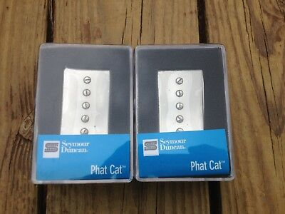 NEW free shipping! neck /& bridge Seymour Duncan SPH90-1 Phat Cat P-90 Set gold