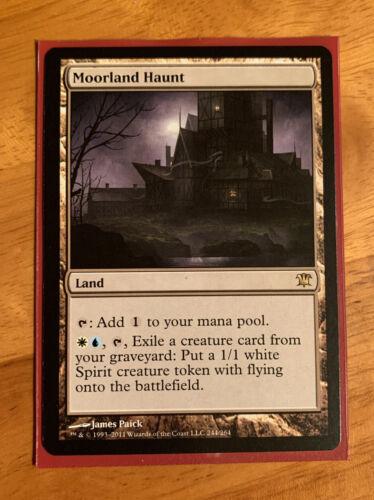 Innistrad Moorland Haunt MTG WE COMBINE SHIPPING!