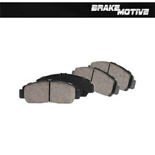 Premium Ceramic Disc Brake Pad FRONT REAR NEW Set With Shims KFE1654 KFE1451