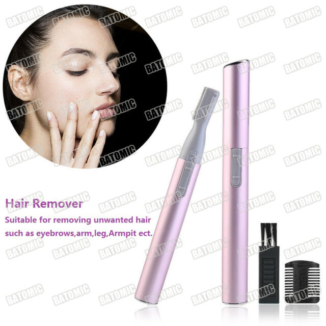Brilliant 5 Comb Women Makeup Groom Hair Trim Tool Eyebrow Beauty Shear Scissor Eyelash Girl Lady Eye Brow Trimmer Cosmetic Cutting Supplies