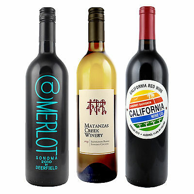 Instant Holiday - 3 Bottles - 2 Red / 1 White