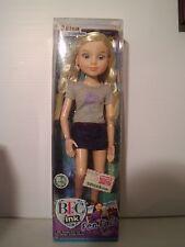 BFC INK Best friends club ELSA,18 inch Doll,No Freckles Error doll RARE