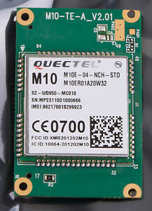 Quectel - M10-TE-A - Quad-band GSM/GPRS class 12 data module with