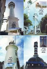 Malaysia 2013 Lighthouse maxicard maximum card t