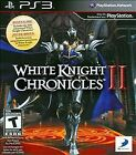 White Knight Chronicles II (Sony PlayStation 3, 2011)