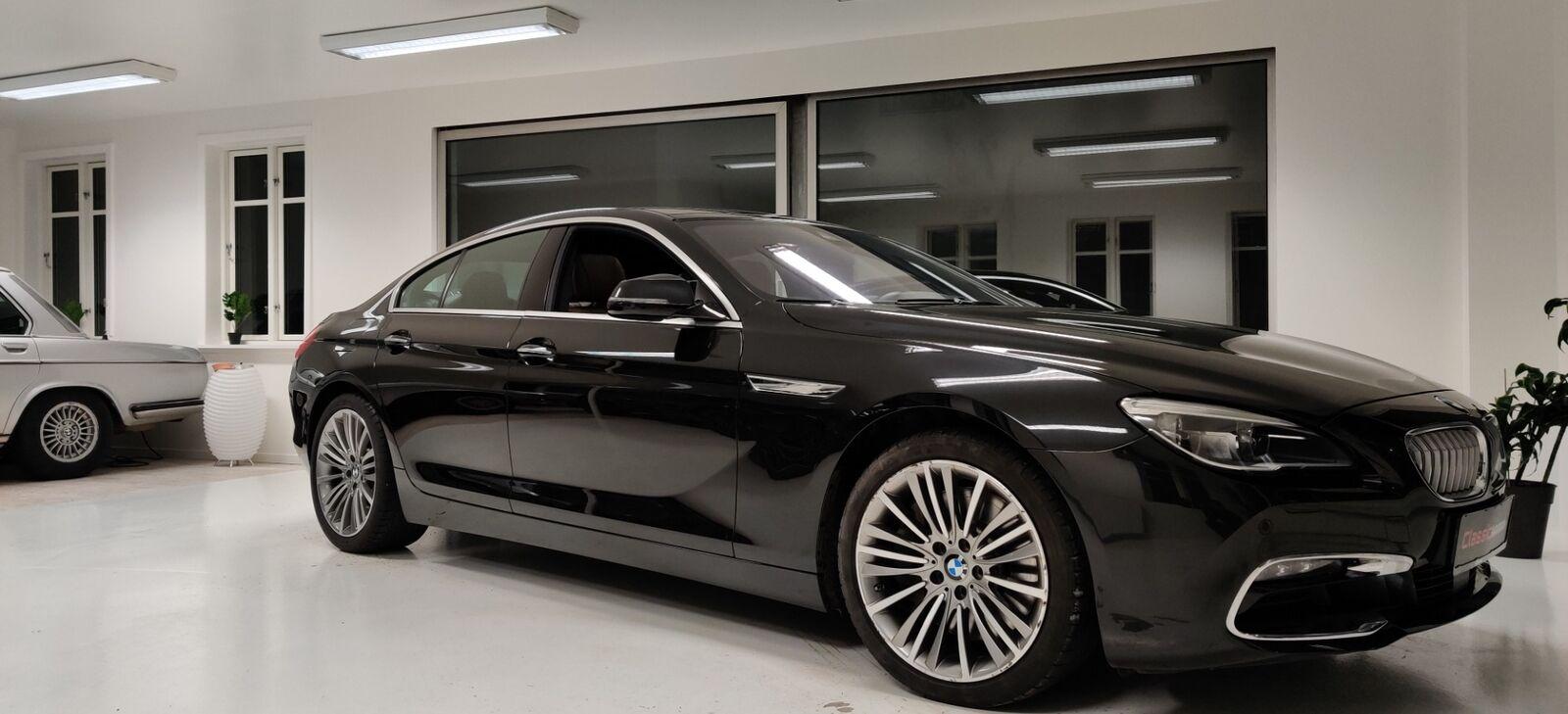 BMW 650i 4,4 Gran Coupé aut. 4d
