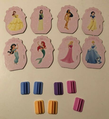 BOGO 30/% Off! You Pick Monopoly Junior Disney Princess Game Parts//Pieces