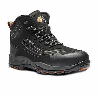 range of sizes v12 Safety  Boots Caiman to S1P specification