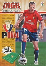 N°243 LOLO MANUEL ORTIZ TORIBIO # ESPANA CA.OSASUNA CARD PANINI MGK LIGA 2014