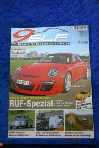 9 elf 3//09 Porsche 912 911 GT3 914//6 RS 993 GT2 Panamera S 4S Turbo Cayman