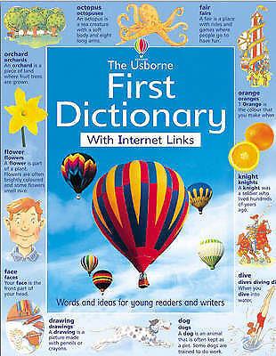 Wardley, Rachel, Bingham, Jane M., The Usborne Internet-linked First Dictionary