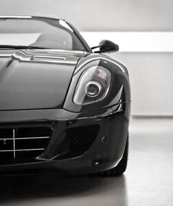 Sport-Car-Ferrari-Exotic-18-Race-GT-12-Carousel-Black-gto-gp-f-1-OF-ONLY-99-MADE