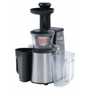RGV  Juice Art New Estrattore di succo Nero, Acciaio inossidabile 400 W JUICEART